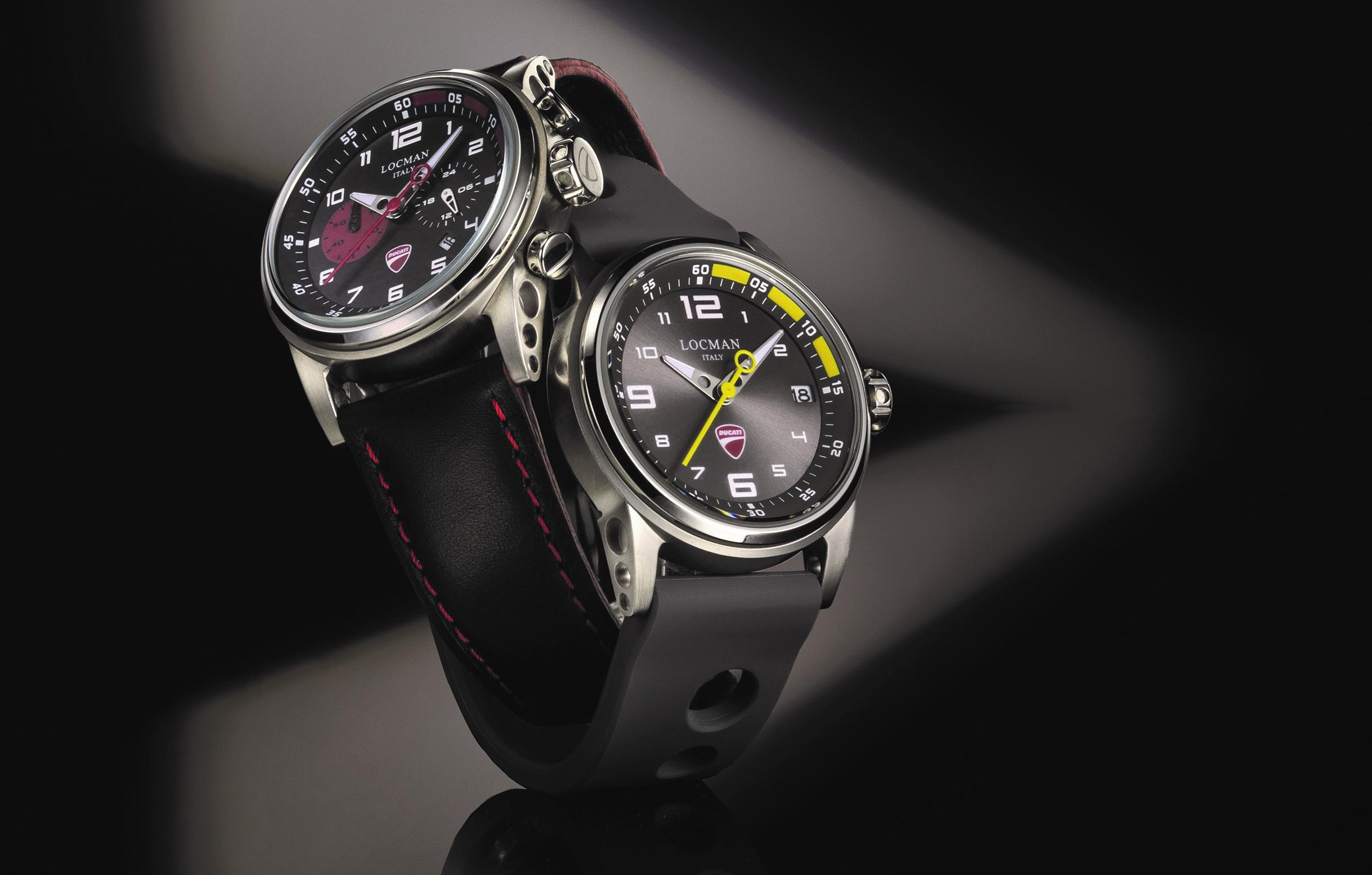 5069f950358 Nova coleção de relógios Ducati-Locman