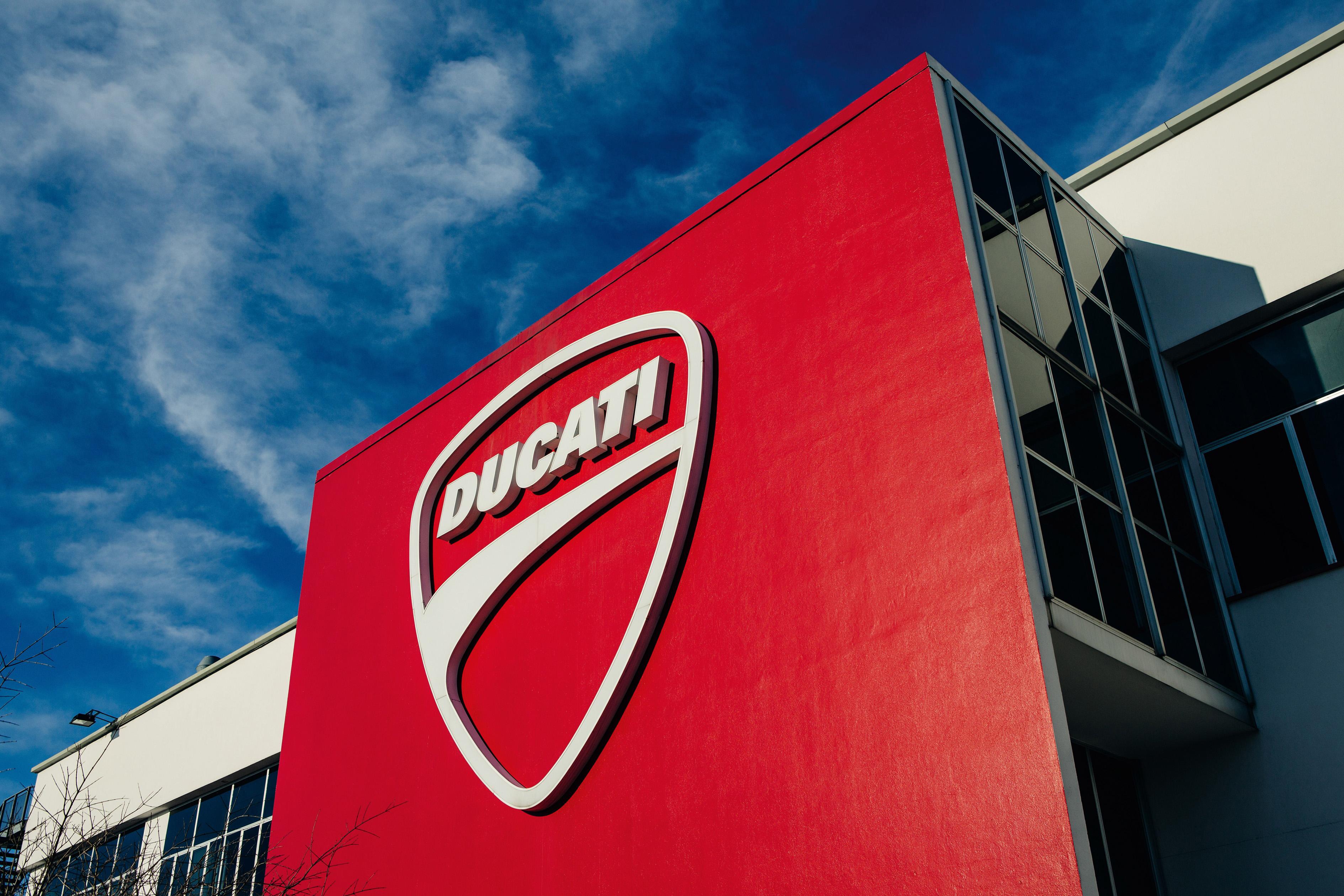Margem de lucro operacional confirmada em 7% para a Ducati em 2018