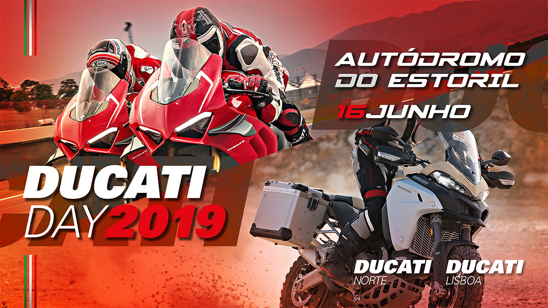 Vem aí o Ducati Day 2019!