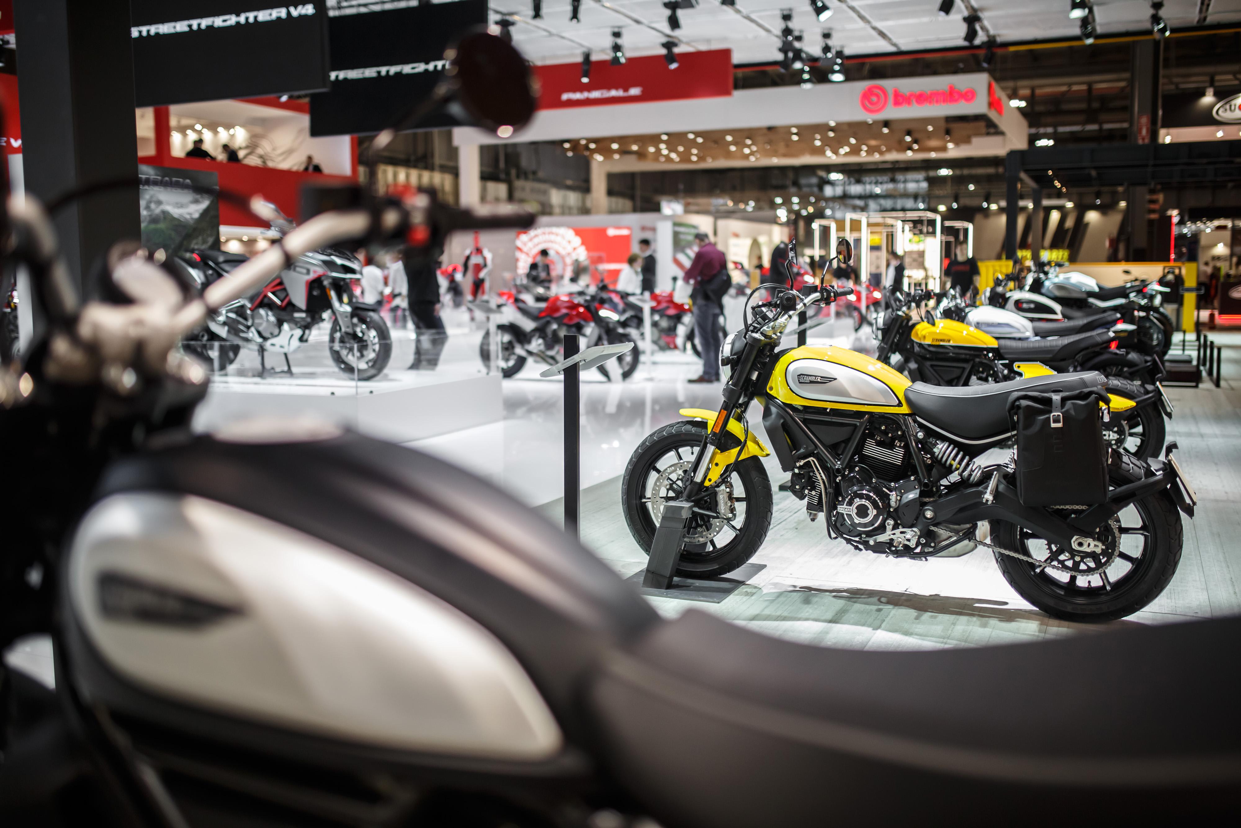 Ducati Scrambler na EICMA 2019 com uma nova versão e duas 'concept'