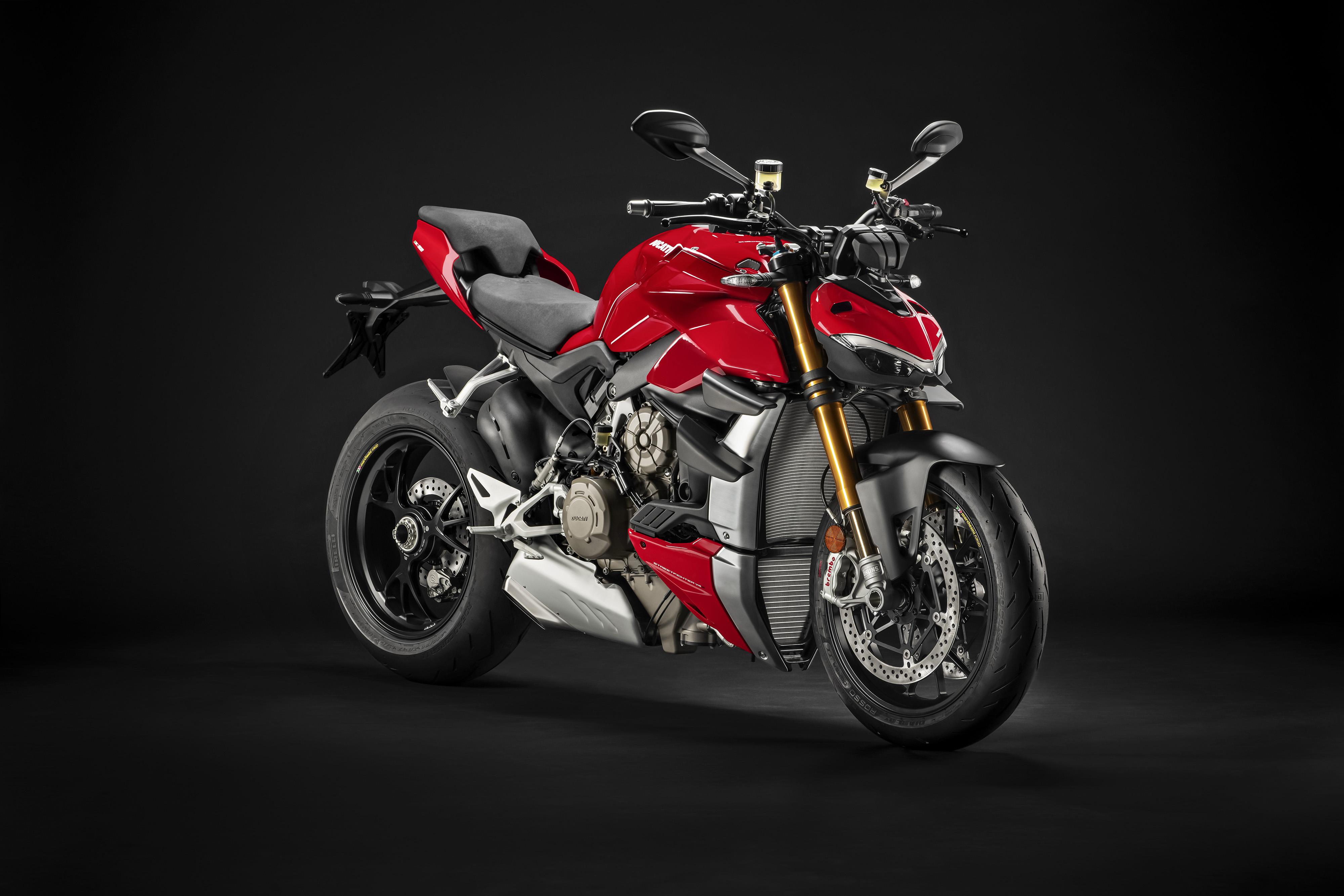 Ducati Streetfighter V4 eleita a 'Moto Mais Bela na EICMA 2019!