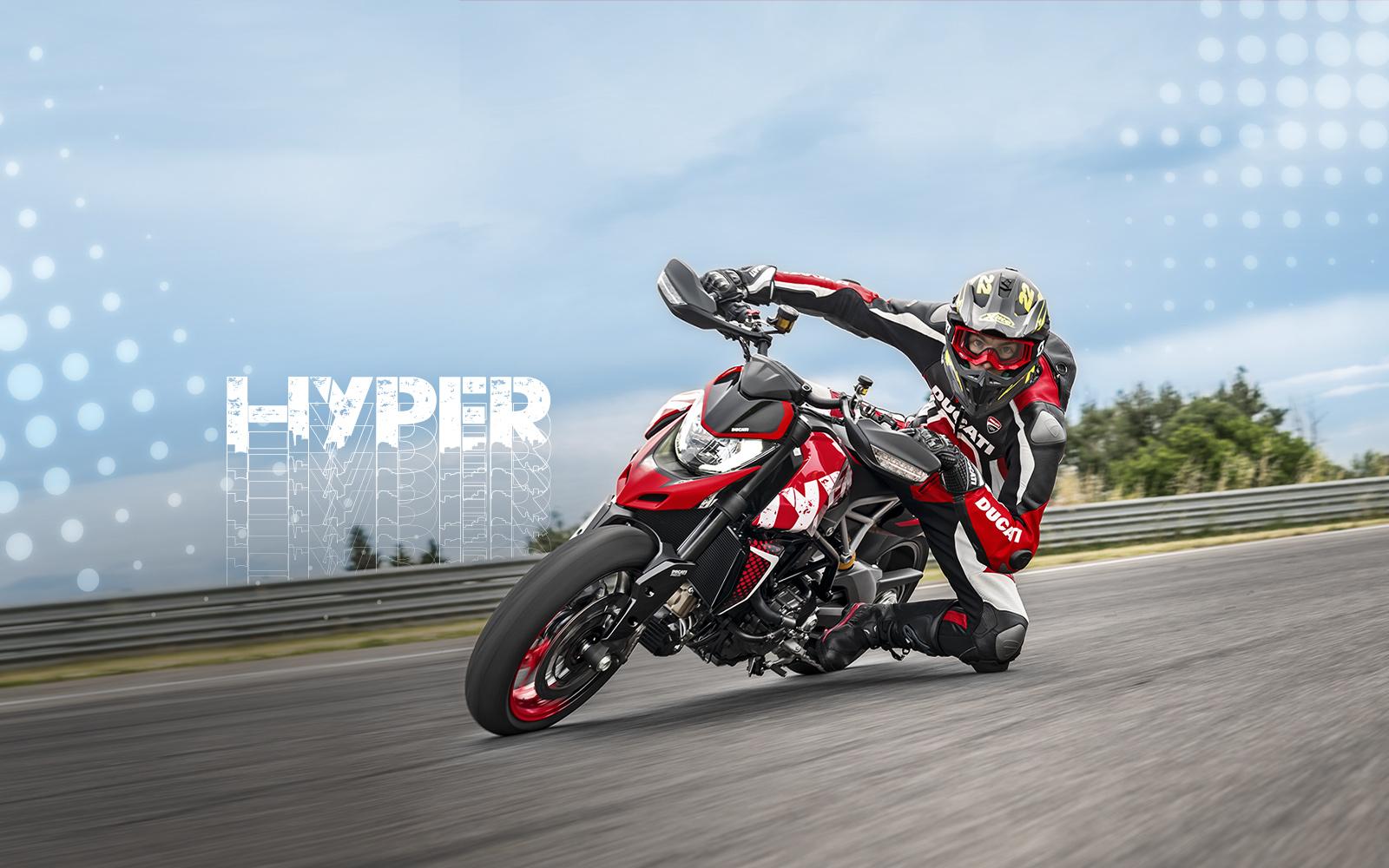 Em outubro, 4Ever Ducati! 4 anos de garantia em todas as Ducati