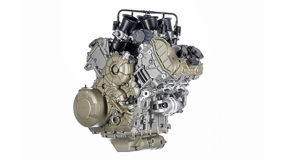 V4 Granturismo: o motor para a próxima geração da Ducati Multistrada