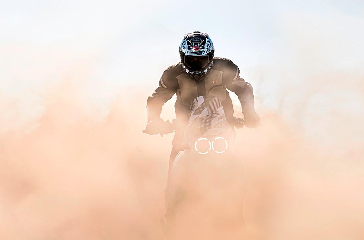 DesertX vai fechar a série web da Ducati World Première 2022